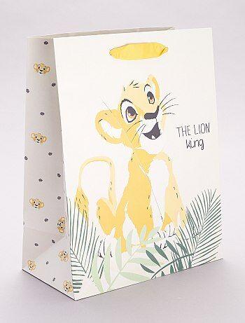 Sac cadeau 'Le Roi Lion' 'Disney'
