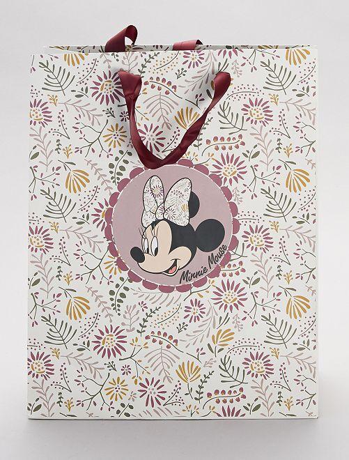 Sac cadeau 'Minnie'                             beige