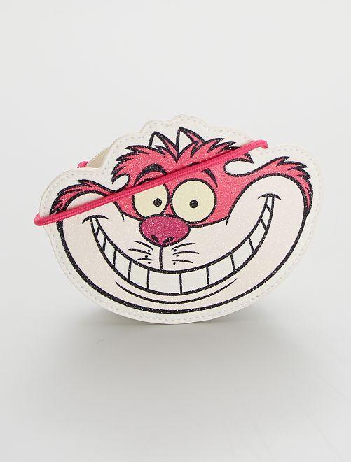 Sac chat du Cheshire 'Disney'                             rose