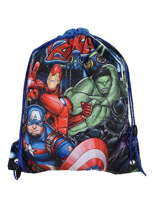 Sac de piscine 'Avengers'                             bleu