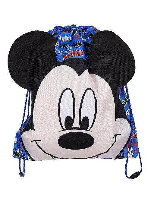 Sac de piscine 'Mickey'                             bleu