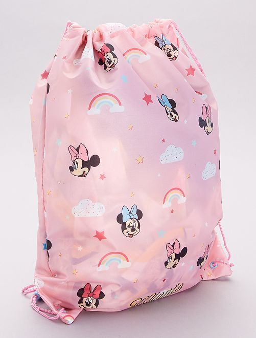 sac de piscine 'Minnie Mouse' 'Disney'                             rose