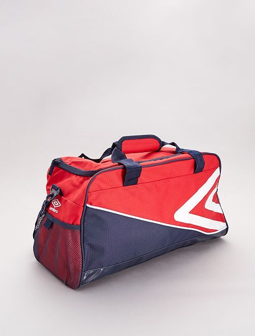 Sac de sport 'Umbro'                             rouge/bleu