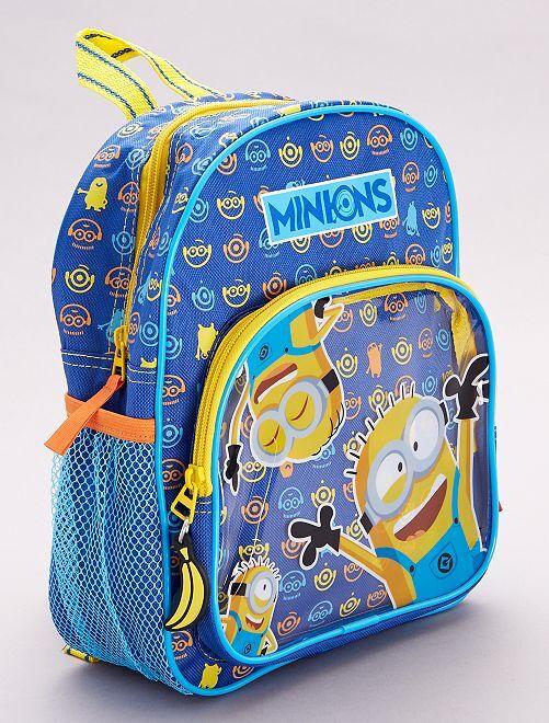 Sac 'Minions'                             bleu/jaune