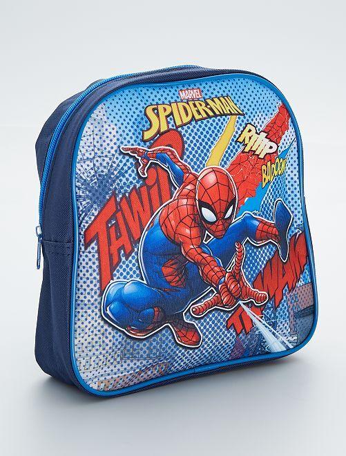 Sac 'Spider-Man' de 'Marvel'                             bleu/rouge