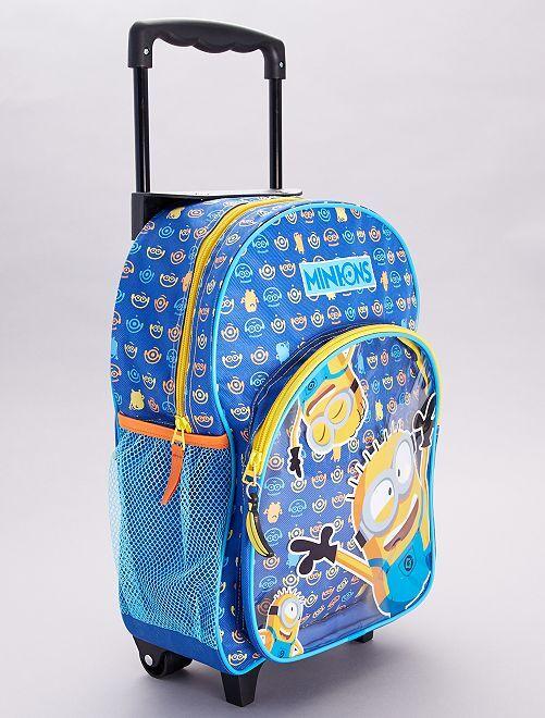 Sac trolley 'Minions'                             bleu/jaune