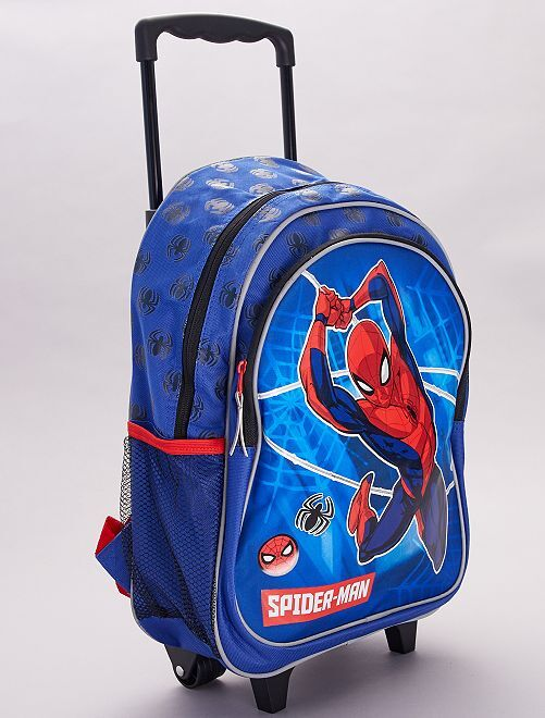 Sac trolley 'Spider-Man' 'Marvel'                             bleu