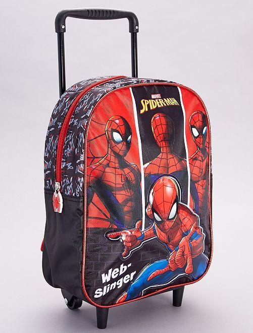 Sac trolley 'Spider-Man'                             rouge/noir
