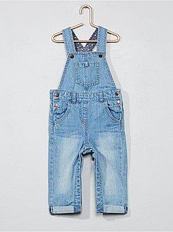 Fille 0-36 mois Salopette denim