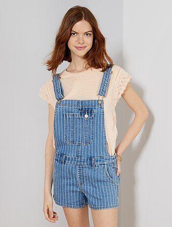 59f84d3ea9e957 Combinaison femme, achat de salopettes pour femme pas cher Vêtements ...