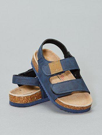 8f0c30974eb Garçon 0-36 mois - Sandales confort à scratchs - Kiabi