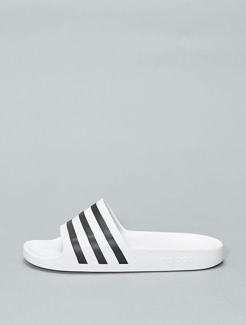 Sandales de piscine 'adidas'                                                     blanc Homme