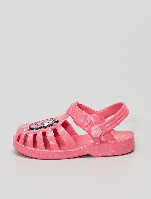 Sandales de plage                             fuchsia