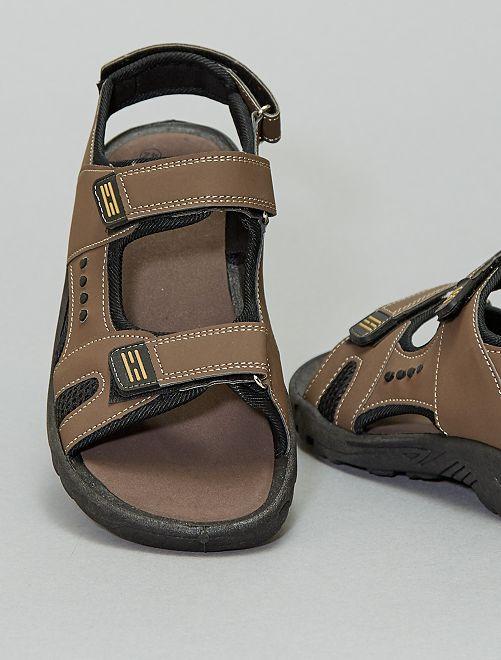 Sandales de sport                             brun