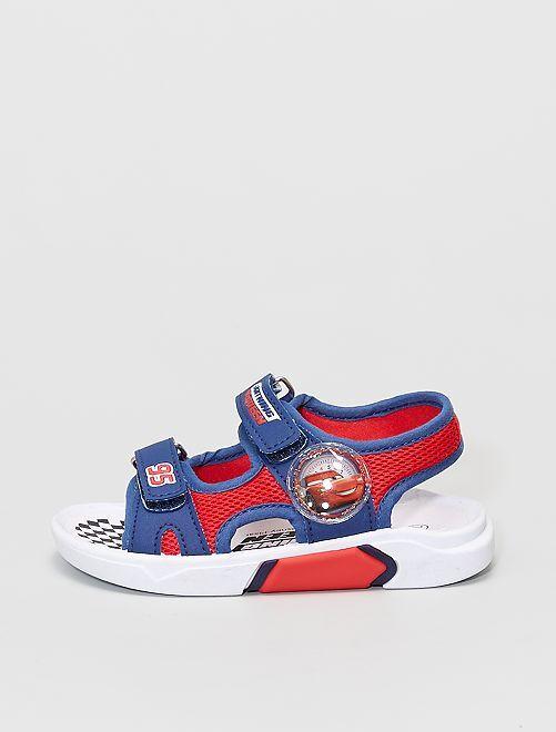 Sandales de sport 'Cars'                             ROUGE