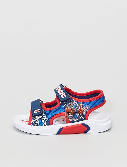 Sandales de sport 'Spider-Man'                             bleu