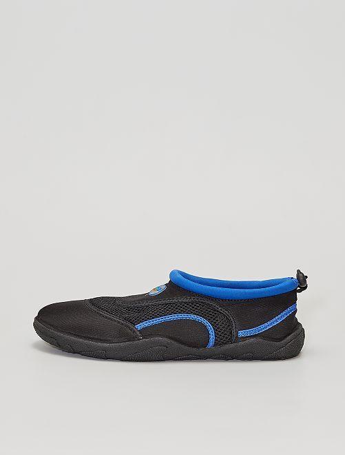 Sandales d'eau en néoprène                                         noir