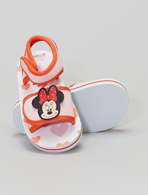 Sandales d'eau 'Minnie'                             rose