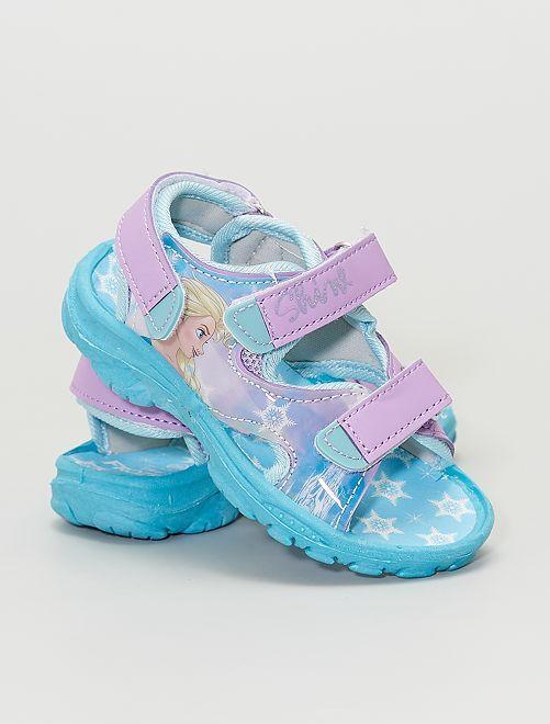 Sandales 'Elsa' 'La Reine des neiges' 'Disney'                             VIOLET