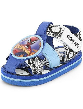 Sandales en mousse 'Spider-Man' de 'Marvel' - Kiabi