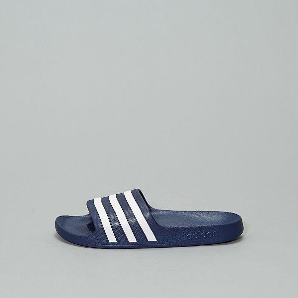 info pour 1c978 ae5e1 Sandales en plastique 'adidas' Homme - bleu marine - Kiabi ...