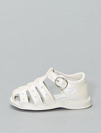 Sandales en simili