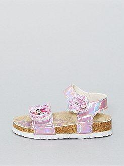 Sandales en simili 'Minie Mouse' de 'Disney' - Kiabi