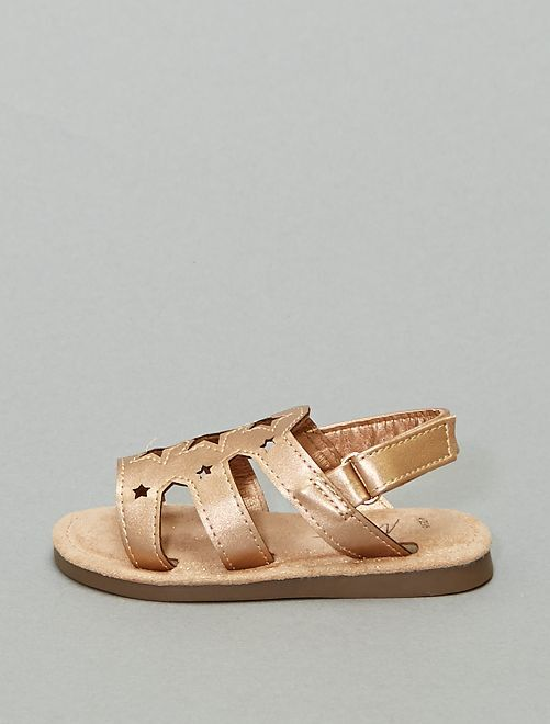 Sandales 'étoiles