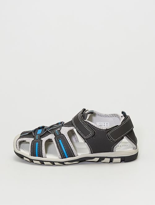 Sandales fermées                             noir