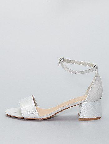 Sandales compensees femme   Kiabi   La mode à petits prix cd1caf2c72c7