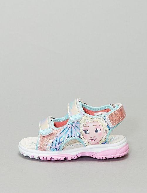 Sandales 'La Reine des neiges'                             blanc