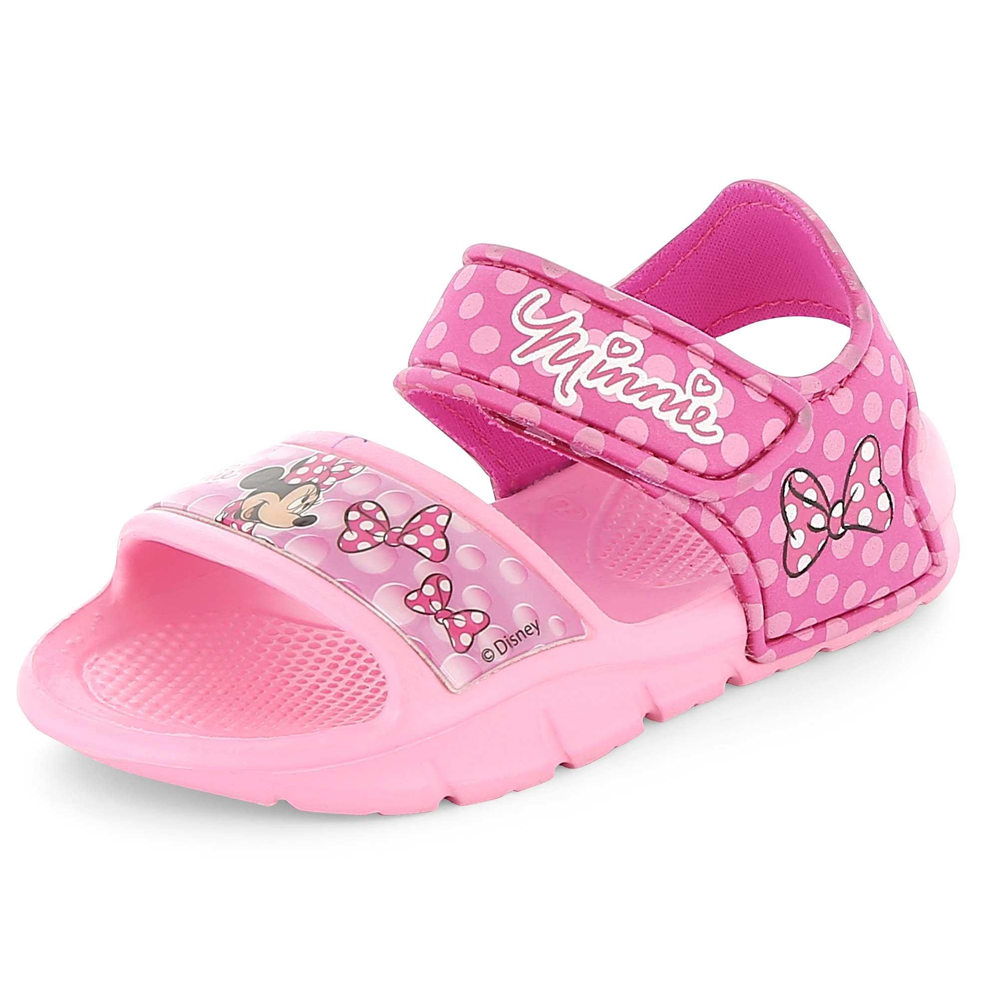 Disney Minnie - sneakers - bébé fille - violet mldlhYuX81