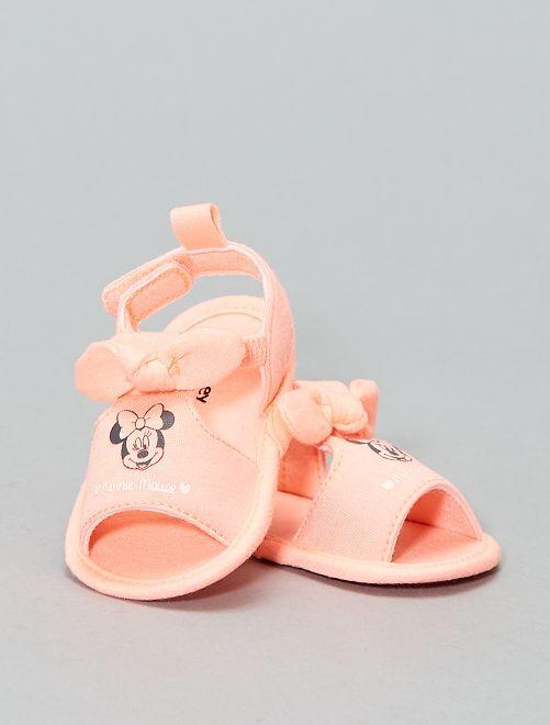 Sandales 'Minnie Mouse' de 'Disney'                             rose