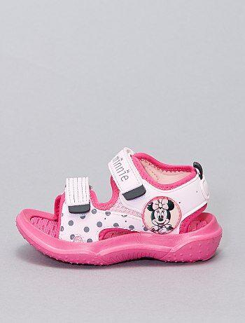 Sandales ouvertes 'Minnie Mouse' 'Disney'