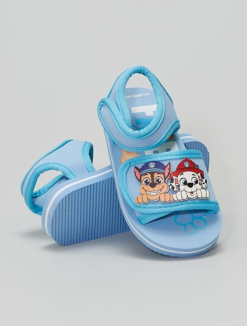 Sandales Pat'Patrouille'                             bleu