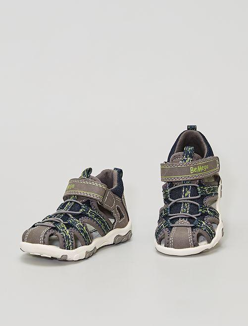 Sandales sport                             bleu