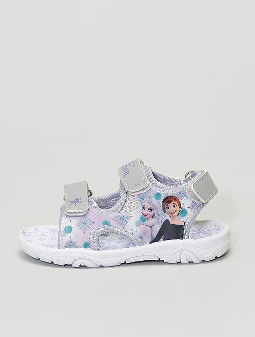 Sandales sport  'La Reine des neiges' 'Disney'                             blanc