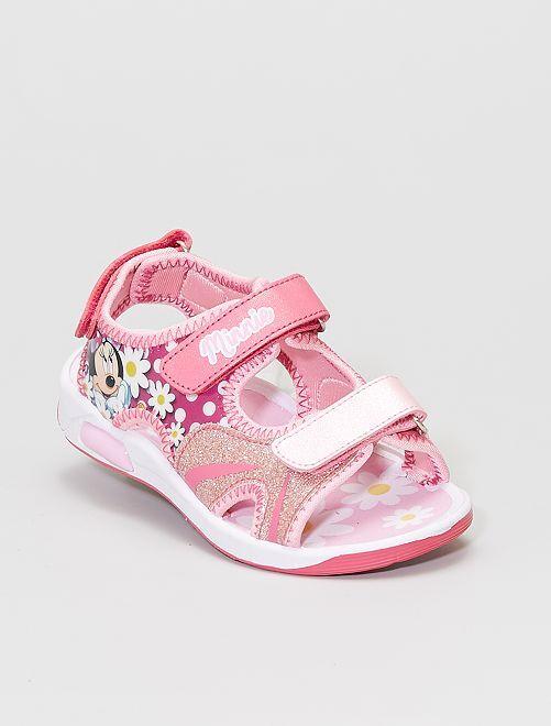 Sandales type sport 'Minnie'                             rose