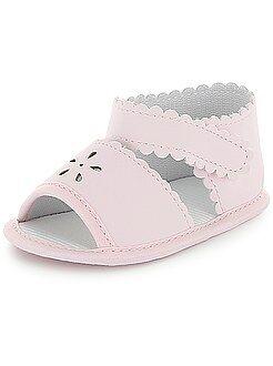 Chaussures bébé - Sandalettes - Kiabi