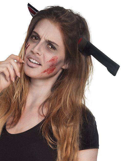 Serre-tête couteau                             noir