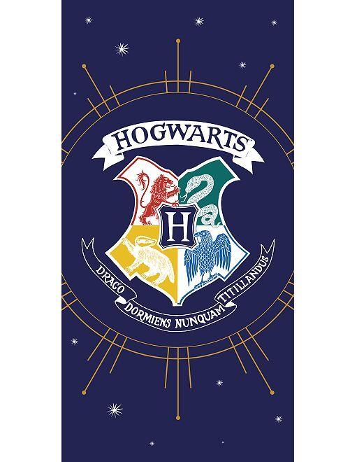 Serviette de plage 'Harry Potter'                             bleu marine