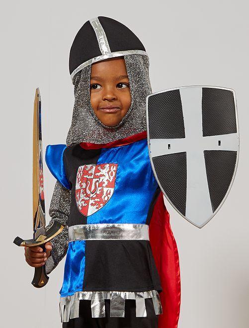 Set bouclier et épées                             gris/noir/doré Enfant