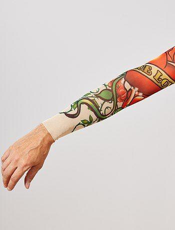 Set de 2 manches tatouées
