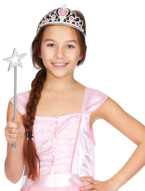 Set de princesse                              argent Enfant