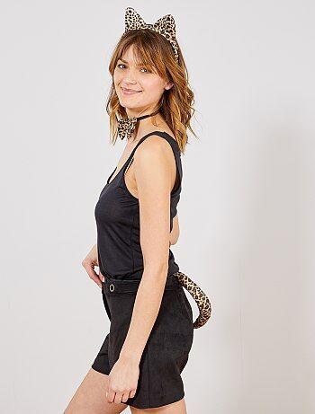 Femme - Set léopard - Kiabi