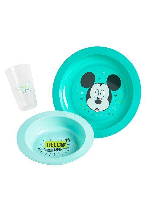 Set repas 3 pièces 'Disney'                                                                 Mickey