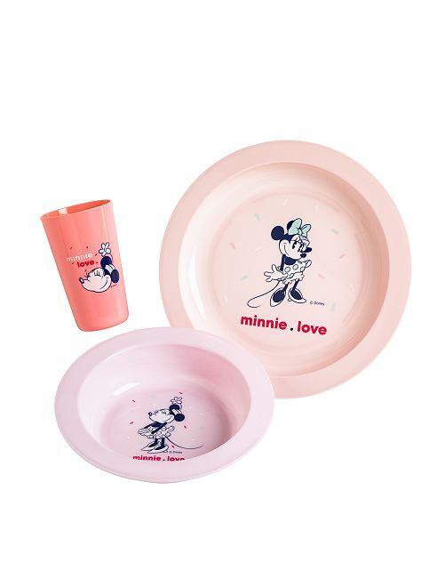 Set repas 3 pièces 'Disney'                                                                 Minnie