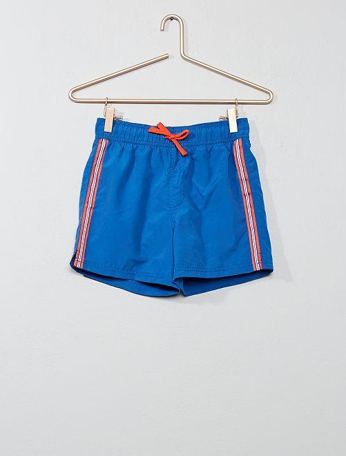 Short de bain                                         bleu Garçon adolescent
