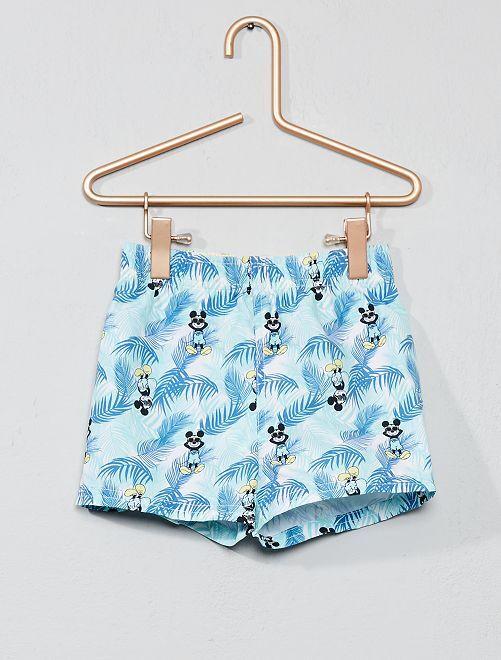 Short de bain 'Mickey'                             bleu Bébé garçon