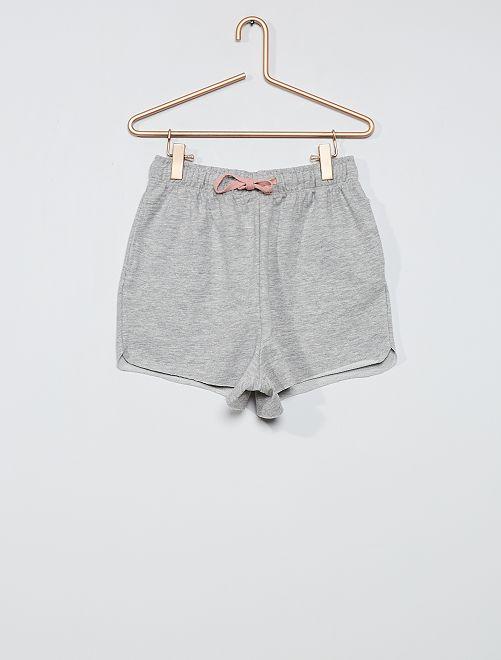 Short de pyjama                                         GRIS